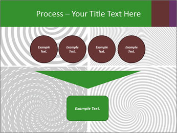 Set of abstract spiral PowerPoint Templates - Slide 93