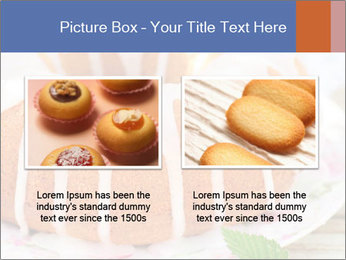 Summer Bundt Cake Topped with Sugar Glaze PowerPoint Templates - Slide 18