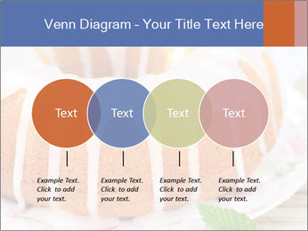 Summer Bundt Cake Topped with Sugar Glaze PowerPoint Templates - Slide 32