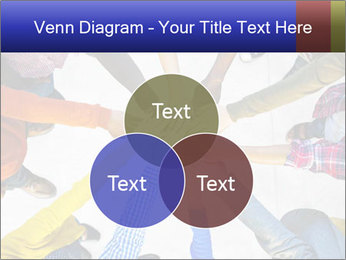 Diverse Multiethnic People Teamwork PowerPoint Template - Slide 33