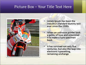 Extreme Moto Ride PowerPoint Template - Slide 13