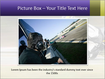 Extreme Moto Ride PowerPoint Template - Slide 16