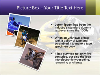 Extreme Moto Ride PowerPoint Template - Slide 17
