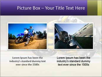 Extreme Moto Ride PowerPoint Template - Slide 18