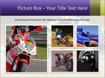 Extreme Moto Ride PowerPoint Template - Slide 19
