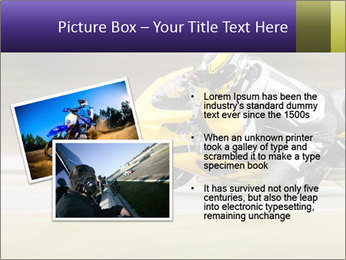 Extreme Moto Ride PowerPoint Template - Slide 20