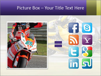 Extreme Moto Ride PowerPoint Template - Slide 21