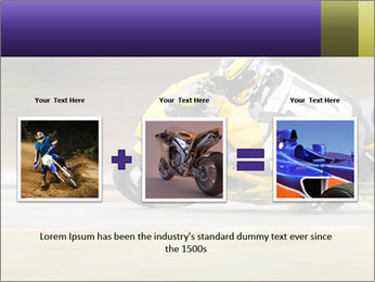Extreme Moto Ride PowerPoint Template - Slide 22
