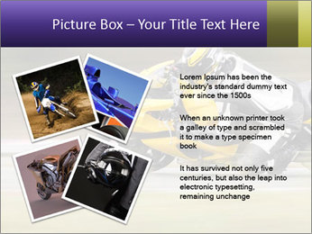Extreme Moto Ride PowerPoint Template - Slide 23
