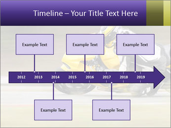 Extreme Moto Ride PowerPoint Template - Slide 28