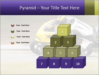 Extreme Moto Ride PowerPoint Template - Slide 31