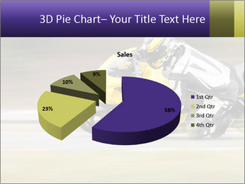 Extreme Moto Ride PowerPoint Template - Slide 35