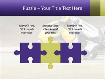 Extreme Moto Ride PowerPoint Template - Slide 42