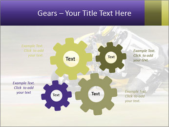 Extreme Moto Ride PowerPoint Template - Slide 47