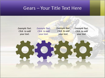 Extreme Moto Ride PowerPoint Template - Slide 48
