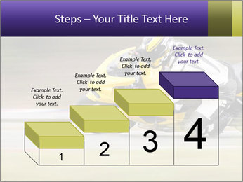 Extreme Moto Ride PowerPoint Template - Slide 64