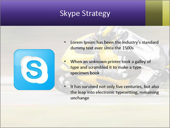 Extreme Moto Ride PowerPoint Template - Slide 8