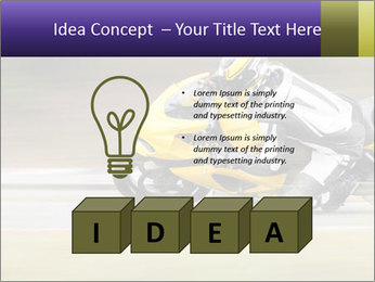 Extreme Moto Ride PowerPoint Template - Slide 80