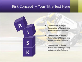 Extreme Moto Ride PowerPoint Template - Slide 81