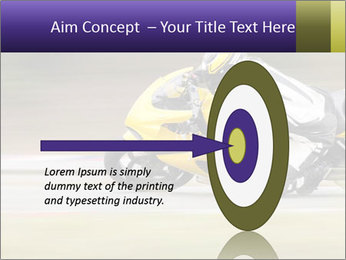 Extreme Moto Ride PowerPoint Template - Slide 83
