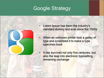 African Kids PowerPoint Template - Slide 10
