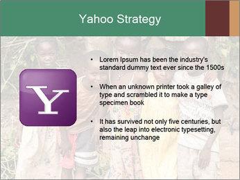 African Kids PowerPoint Template - Slide 11