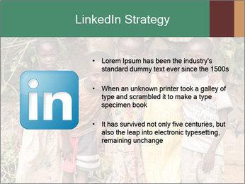 African Kids PowerPoint Template - Slide 12