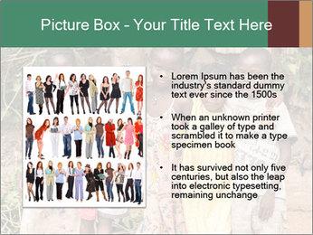 African Kids PowerPoint Template - Slide 13