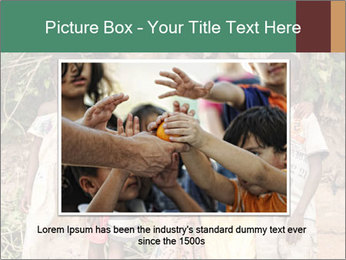 African Kids PowerPoint Template - Slide 15