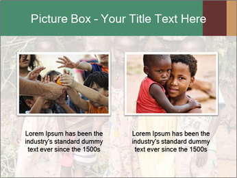 African Kids PowerPoint Template - Slide 18