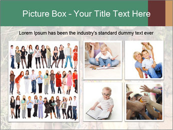 African Kids PowerPoint Template - Slide 19