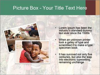 African Kids PowerPoint Template - Slide 20