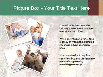 African Kids PowerPoint Template - Slide 23