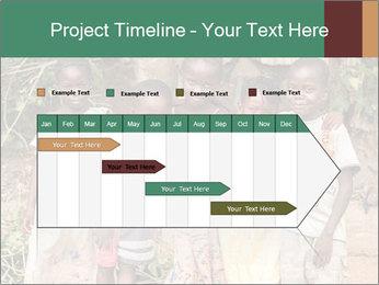 African Kids PowerPoint Template - Slide 25