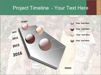 African Kids PowerPoint Template - Slide 26