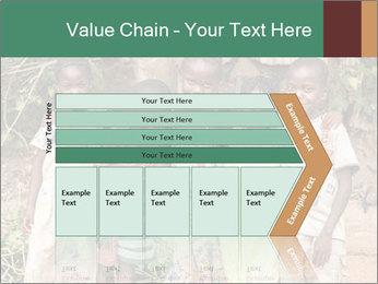 African Kids PowerPoint Template - Slide 27