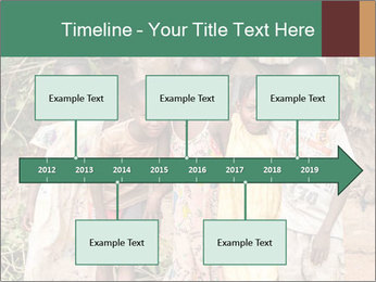 African Kids PowerPoint Template - Slide 28