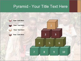 African Kids PowerPoint Templates - Slide 31