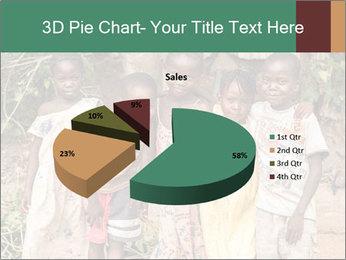 African Kids PowerPoint Template - Slide 35