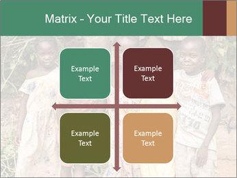 African Kids PowerPoint Template - Slide 37