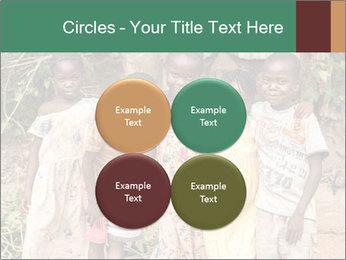 African Kids PowerPoint Template - Slide 38