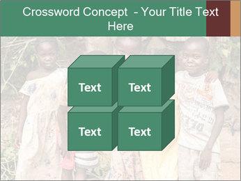 African Kids PowerPoint Template - Slide 39