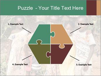African Kids PowerPoint Template - Slide 40