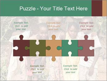 African Kids PowerPoint Template - Slide 41