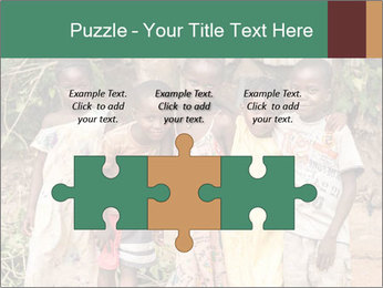 African Kids PowerPoint Templates - Slide 42
