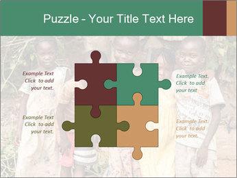 African Kids PowerPoint Template - Slide 43