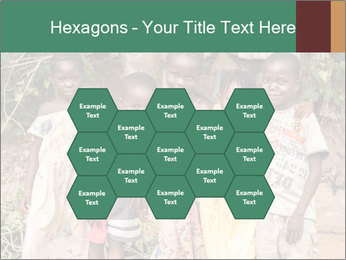 African Kids PowerPoint Template - Slide 44