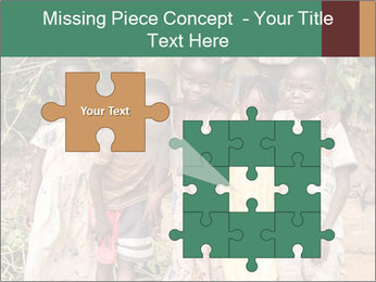 African Kids PowerPoint Template - Slide 45