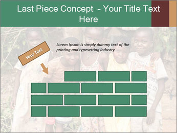 African Kids PowerPoint Template - Slide 46