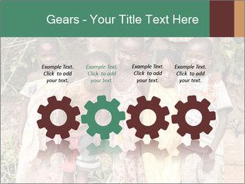 African Kids PowerPoint Template - Slide 48